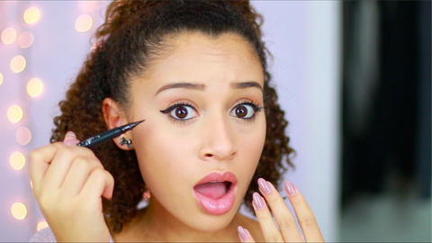 Finger, Lip, Cheek, Brown, Hairstyle, Skin, Forehead, Eyelash, Eyebrow, Nail,