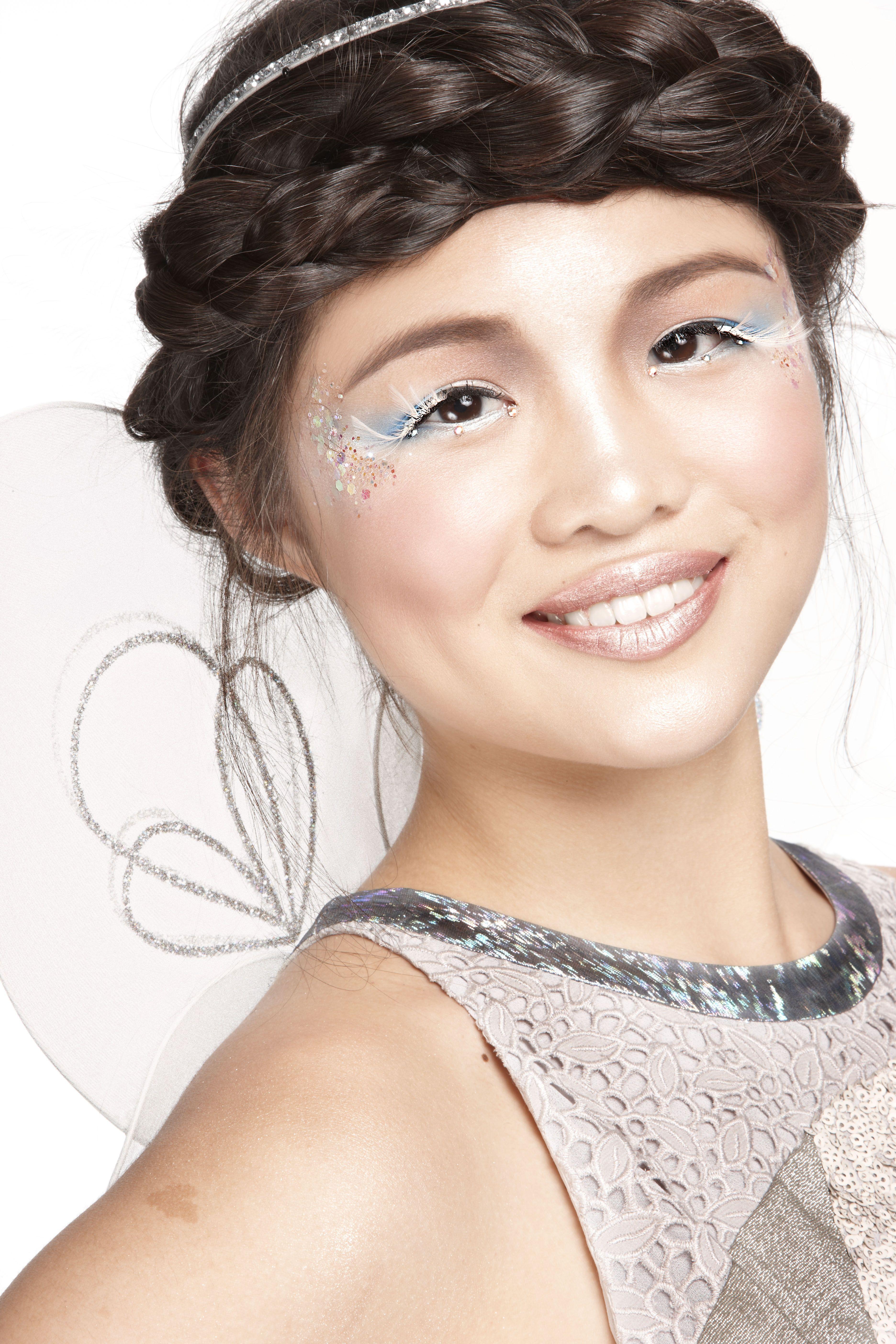 gorgeous angel makeup tutorial for halloween – halloween angel