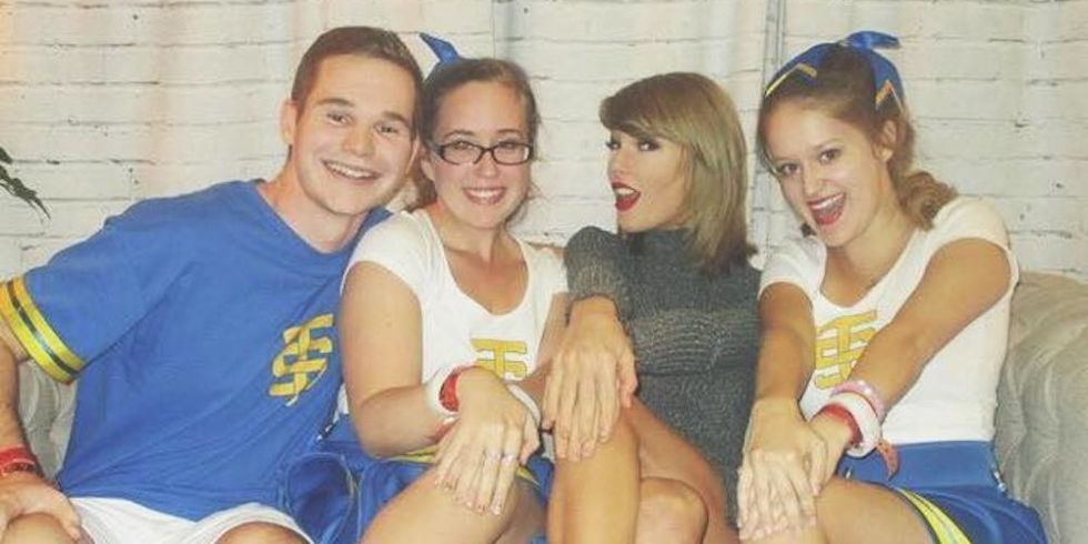 Taylor Swift Herself Designed These Besties' New Tattoos