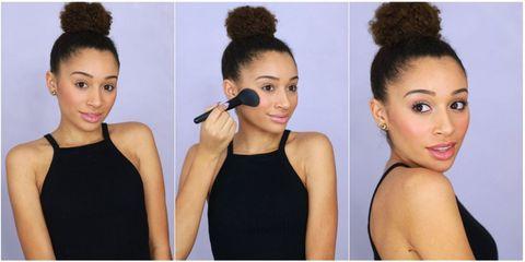 Hair, Face, Head, Nose, Lip, Hairstyle, Skin, Eye, Chin, Forehead,