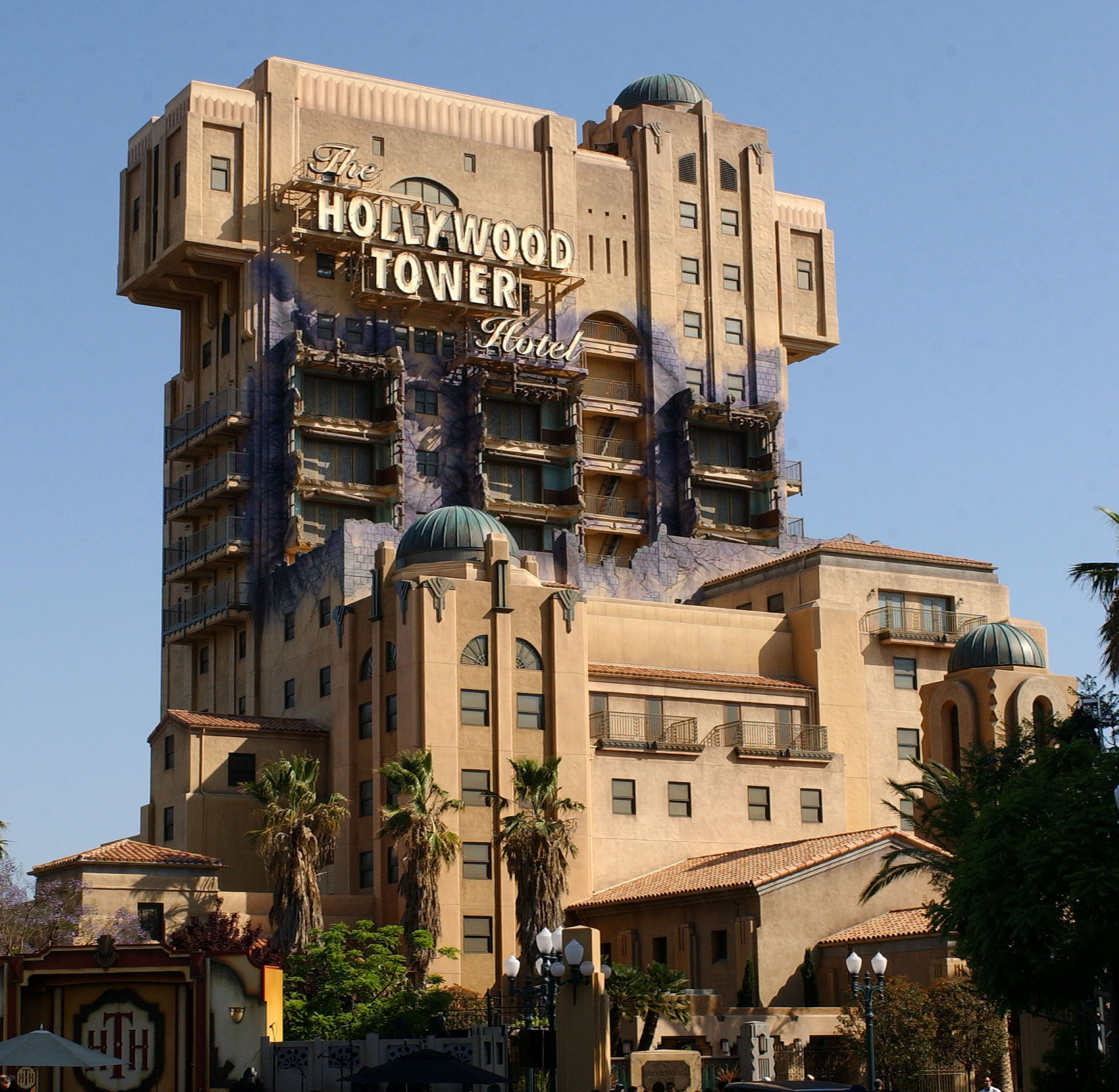 Alert Disney Has A New Tower Of Terror Movie In The Works