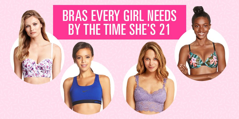 aaf50af505 7 Bras Every Girl Needs By The Time She s 21