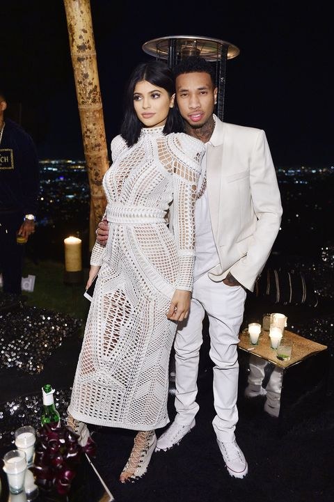 Alert Tyga Has A Giant Tattoo Of Kylie Jenner S Name On His Arm