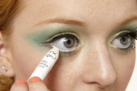 this easy halloween makeup tutorial will take a basic