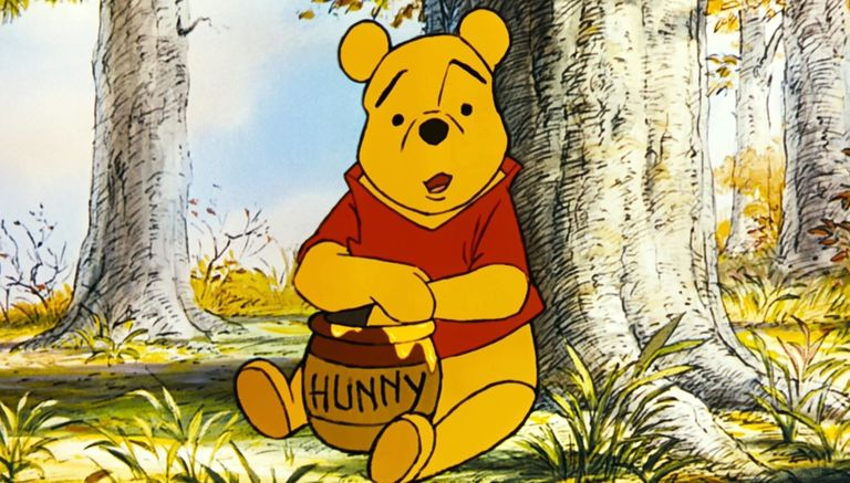 It turns out winnie the pooh is actually a girl facebookwinnie the pooh voltagebd Images