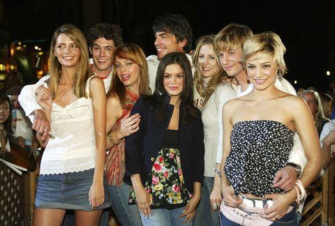 Smile, Denim, Jeans, jean short, Youth, Fashion, Beauty, Friendship, Waist, Strapless dress,