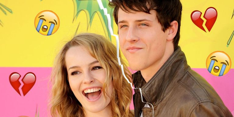 Bridgit Mendler on her romance with Good Luck Charlie co-star Shane Harper