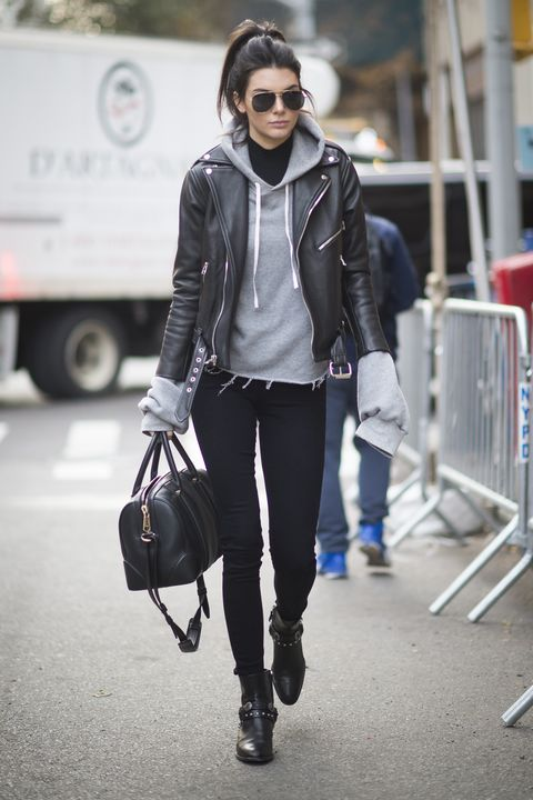 ed61167ef Kendall   Kylie Jenner s Best Street Style - Kylie   Kendall Jenner ...