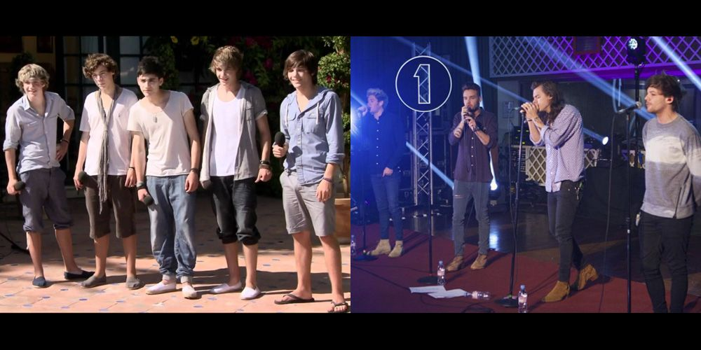 One Direction Perform Torn After 5 Years And What They Did During