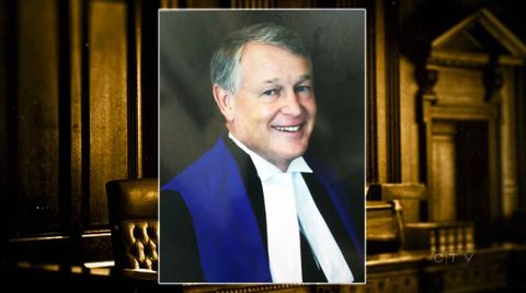 Canadian Judge Robin Camp