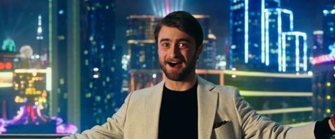 Daniel Radcliffe NYSM2