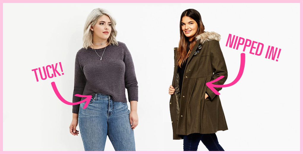 4fcc786542 8 Curvy-Girl Style Hacks to Get You Through Winter