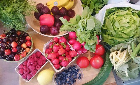 Natural foods, Produce, Food, Local food, Vegan nutrition, Whole food, Fruit, Leaf vegetable, Food group, Ingredient,