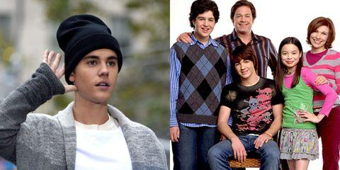 Justin Bieber Drake and josh