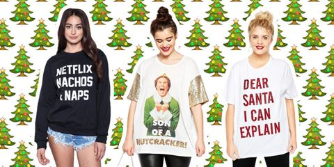2aa0b10d4ee 17 Graphic Tees That Perfectly Describe All Your Holiday Feels