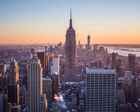 City, Metropolitan area, Cityscape, Metropolis, Urban area, Skyscraper, Skyline, Daytime, Sky, Tower block,