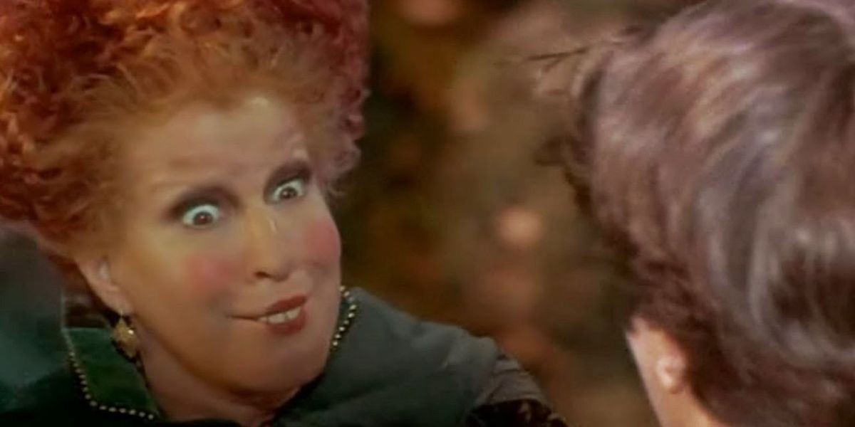 Bette Midler Gives Definitive Answer About Quot Hocus Pocus