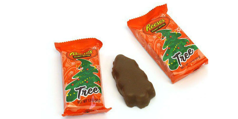 Reese's Responds to Christmas Tree Candy Controversy in the ...