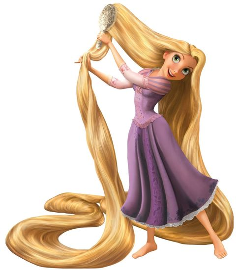 Hairstyle, Toy, Long hair, Purple, Fictional character, Lavender, Muscle, Violet, Tan, Blond,