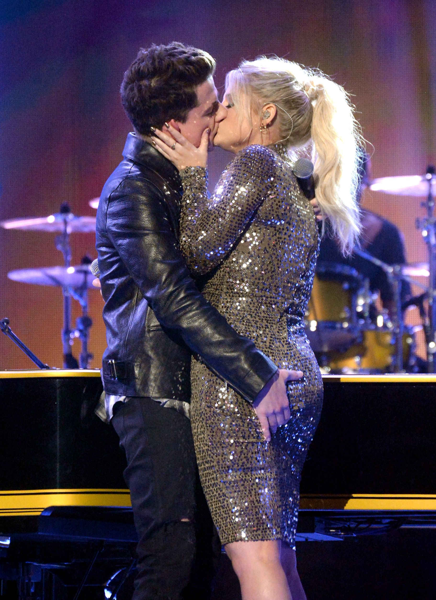 Charlie puth dating meghan trainor