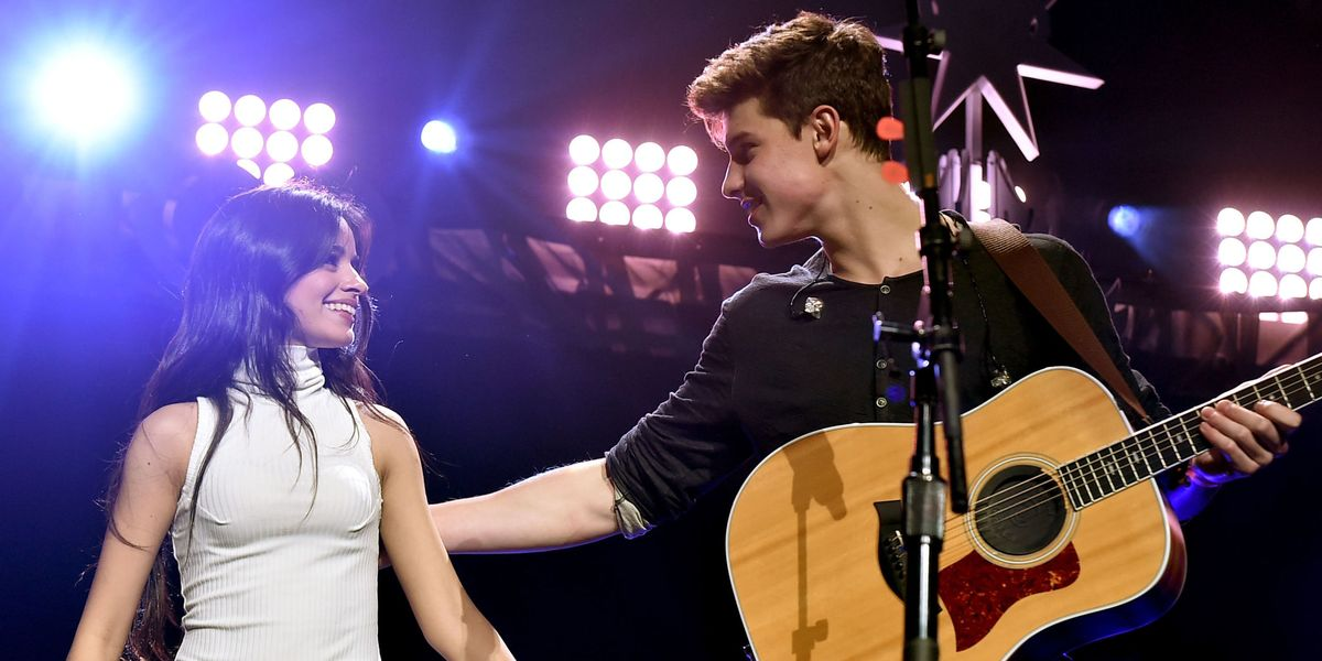 Shawn Mendes Says Camila Cabello Inspired Him to Start Wearing Makeup