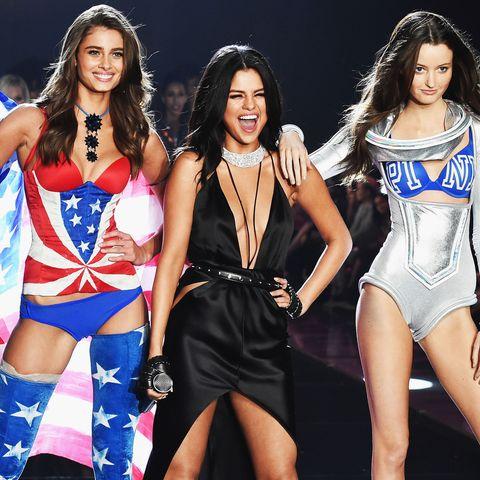 Selena Gomez Victoria's Secret