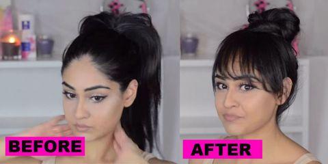 Hair, Head, Nose, Ear, Lip, Cheek, Brown, Hairstyle, Skin, Eyelash,