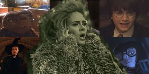 Adele Movie Characters
