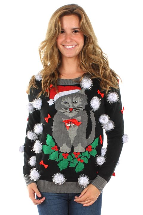 15 ugly christmas sweaters christmas sweaters - Cute Ugly Christmas Sweater