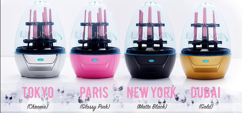 Product, Pink, Magenta, Purple, Font, Violet, Lavender, Small appliance, Home appliance, Peach,