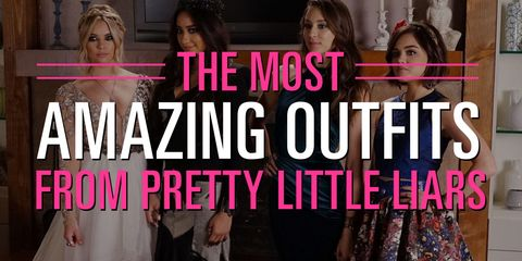 53b55e98f34 75 Best Pretty Little Liars Outfits - Clothes from PLL