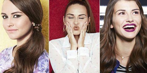 Hair, Lip, Cheek, Hairstyle, Skin, Chin, Eyelash, Forehead, Eyebrow, Style,