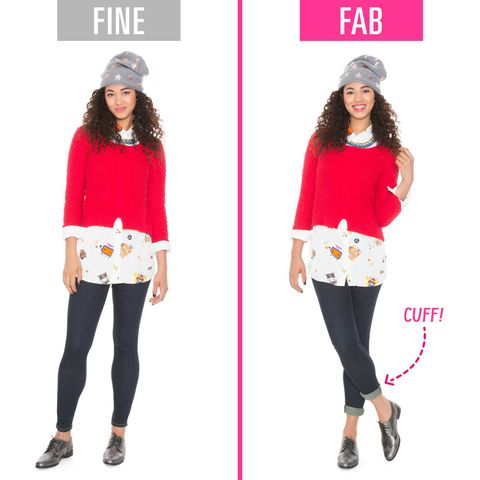 ffbd1aea34c 8 Genius Styling Hacks That ll Make Your Outfit Instantly Cooler