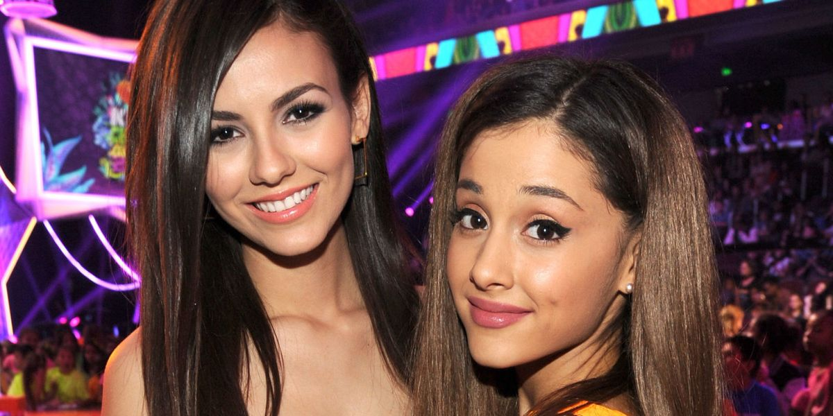 Ariana Grande and Victoria Justices feud is reignited on