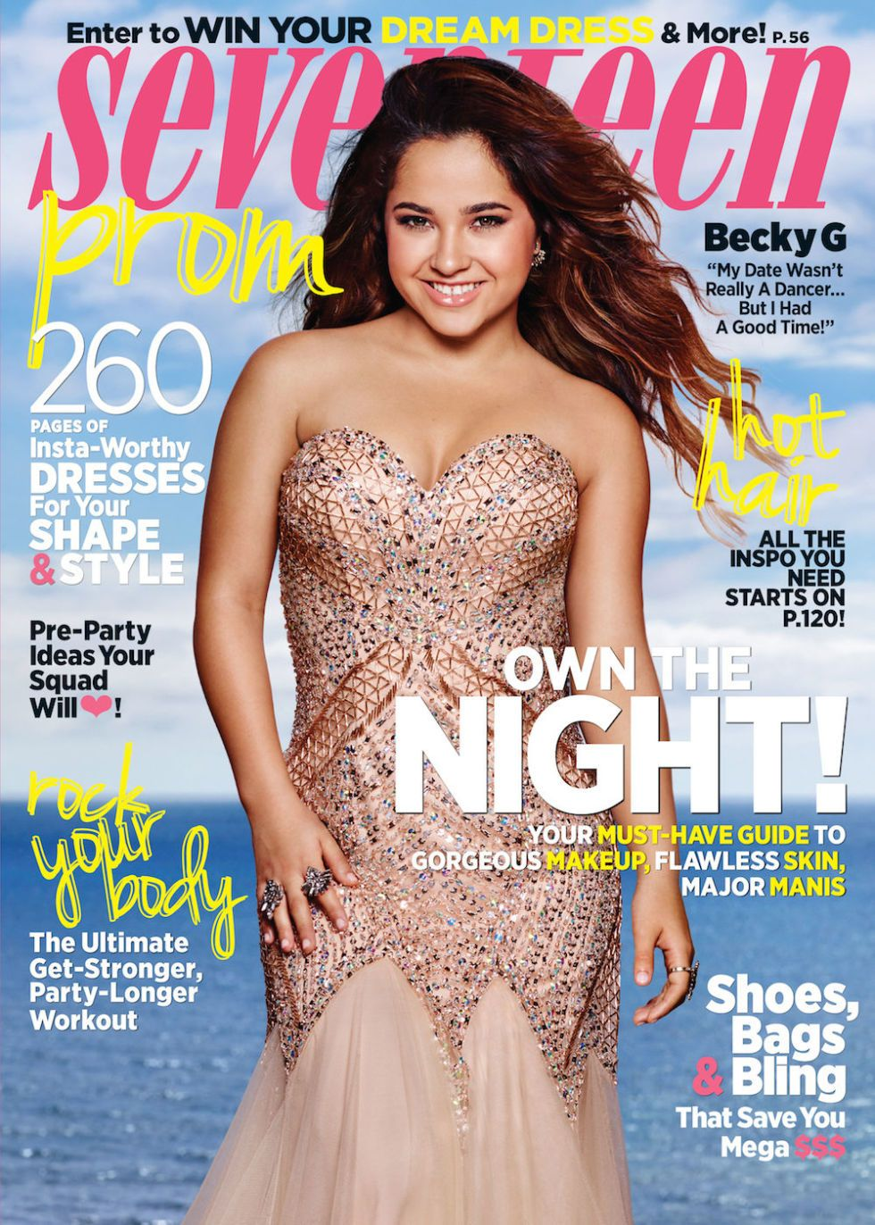 Becky Dresses 2015