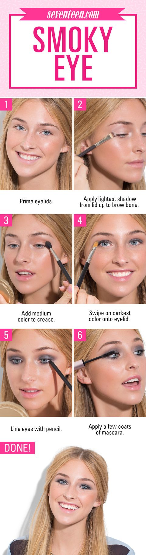 10 Essential Makeup Looks Every Girl