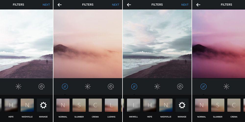 Processamento de Imagens no Instagram