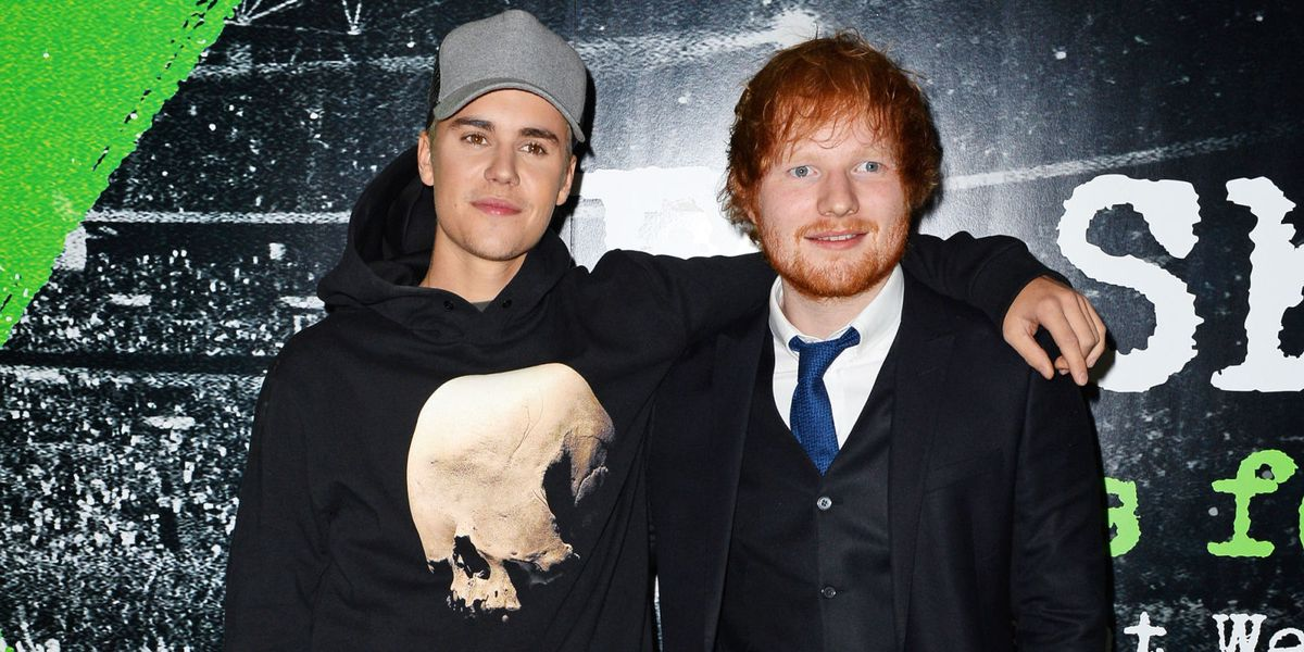 """This Mashup of Justin Bieber's """"Love Yourself"""" & Ed Sheeran's """"Photograph"""" Will Make Your Day Better"""