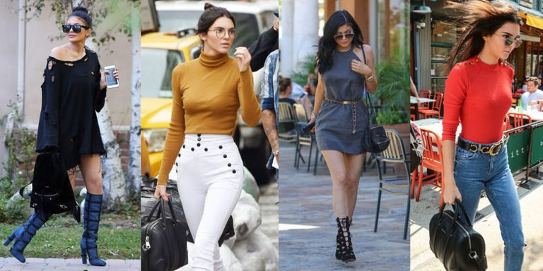 12 Crazy-Cool Style Tricks To Steal From Kendall And Kylie Jenner