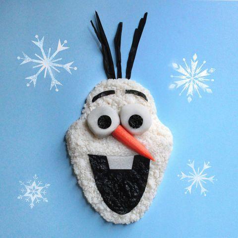 Creative arts, Christmas, Fictional character, Craft, Snowflake, Child art, Celebrating,