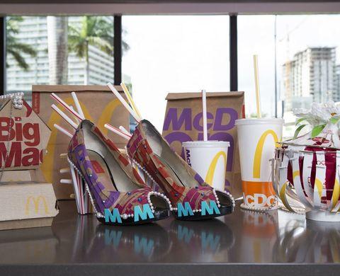 High heels, Serveware, Sandal, Basic pump, Drinkware, Dishware, Bridal shoe, Slingback, Fashion design, Flowerpot,