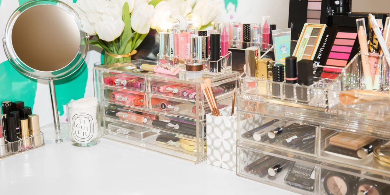 19 Makeup Organizer Ideas - DIY Makeup and Beauty Organizers 44188153180