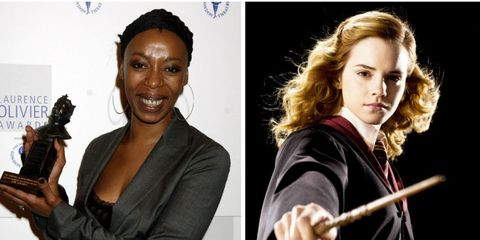 Hermione Granger casting