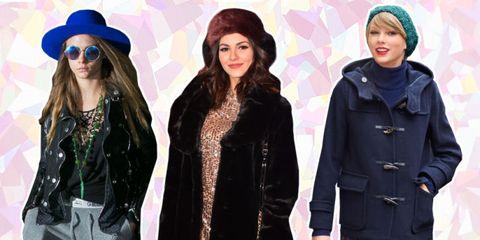Clothing, Eyewear, Sleeve, Jacket, Collar, Textile, Coat, Sunglasses, Outerwear, Hat,