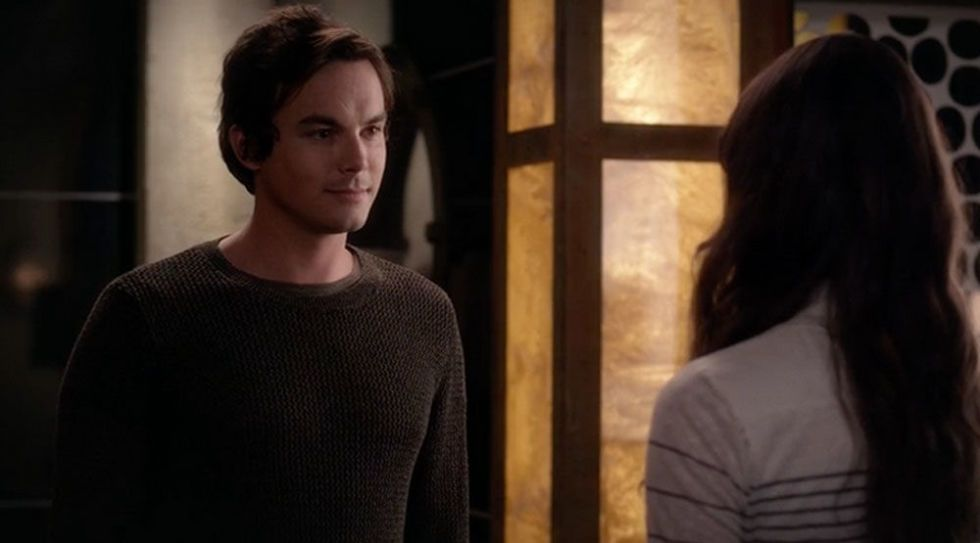 Is spencer and caleb dating advice