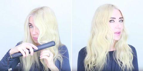 Hair, Face, Head, Nose, Lip, Finger, Cheek, Eye, Hairstyle, Eyelash,