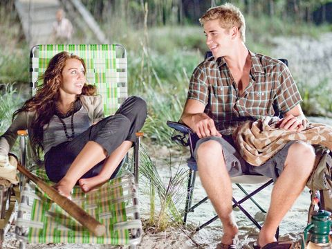 Miley Liam The Last Song