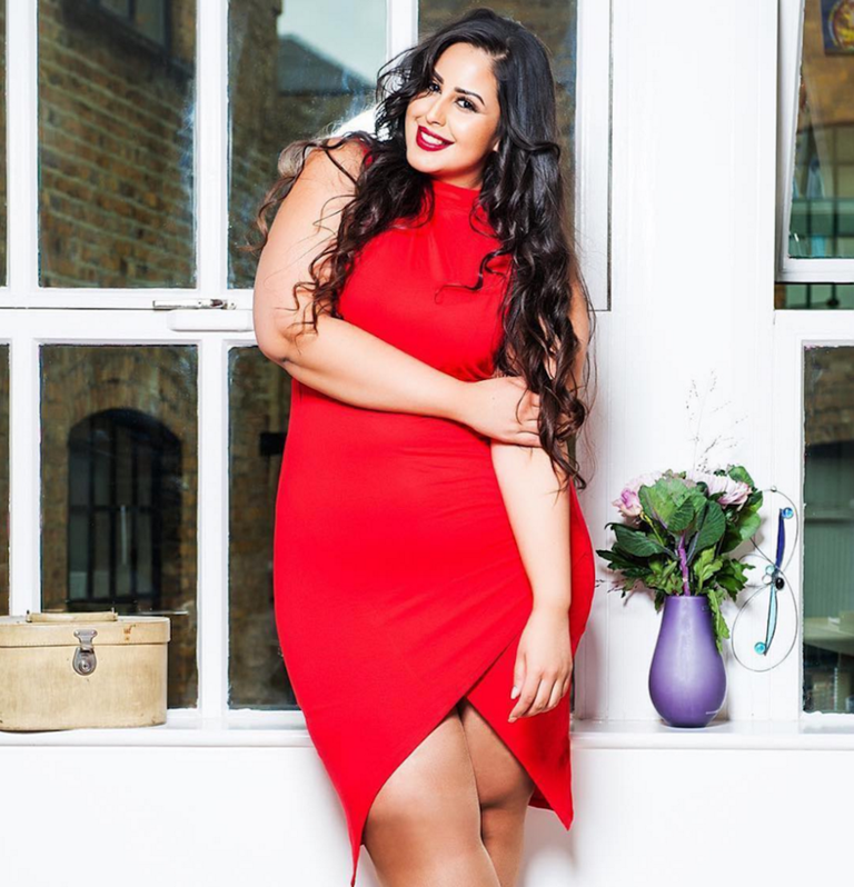 Britians First Asian Plus Size Model Has Some Body Positive Words