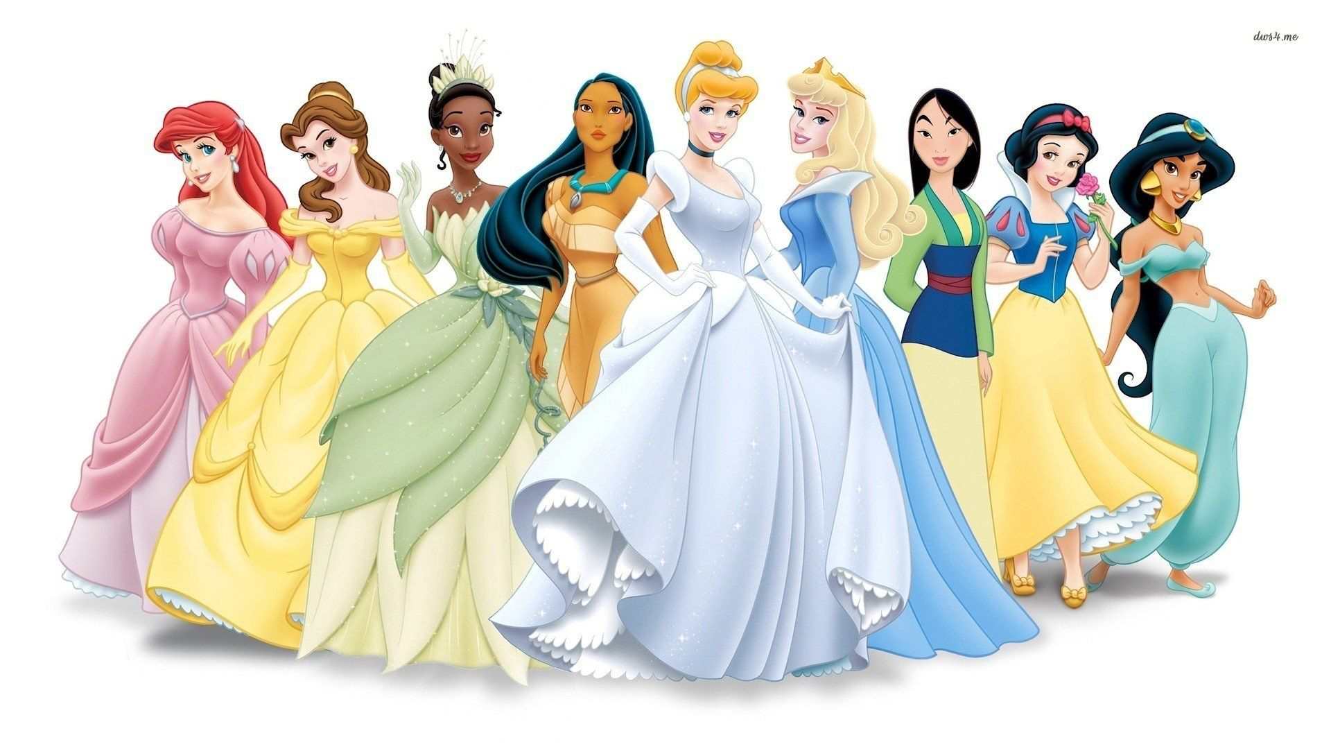Here\'s One Thing You Never Noticed About What Disney Princesses Wear