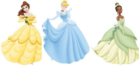 here s one thing you never noticed about what disney princesses wear